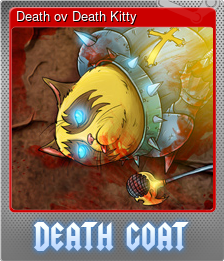 Death ov Death Kitty (Foil)