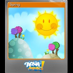 Spring (Foil)
