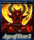 Xar'Yeqon The Demon Lord