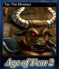 Taz The Minotaur