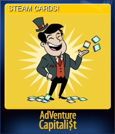 STEAM CARDS!