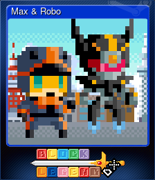 Max & Robo