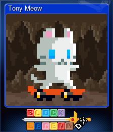 Tony Meow
