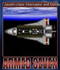 Javelin-class Interceptor and Combat Space Shuttle