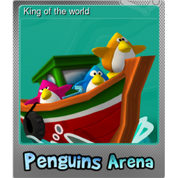 King of the world (Foil)