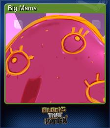 Big Mama (Trading Card)