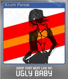 Azumi Pentak (Foil)