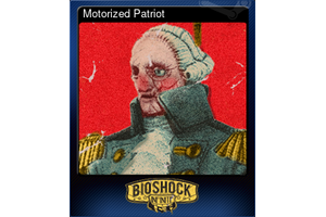 Motorized Patriot