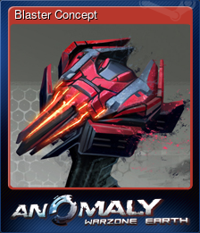 Blaster Concept