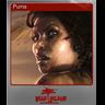 Purna (Foil Trading Card)