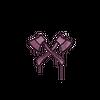 Sealed Graffiti | X-Axes (Princess Pink)