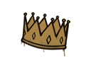 Graffiti | Graffiti | King Me (Desert Amber)