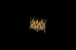 Sealed Graffiti King Me Desert Amber