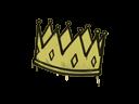 Sealed Graffiti   King Me (Tracer Yellow)