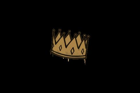 Sealed Graffiti   King Me (Desert Amber) Prices