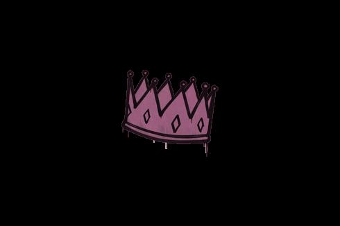 Sealed Graffiti | King Me (Princess Pink) Prices