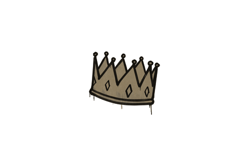 Sealed Graffiti | King Me (Dust Brown) Prices