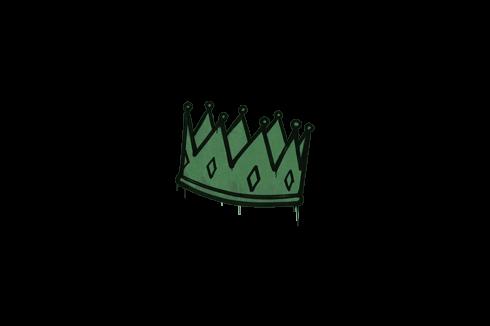 Graffiti   King Me (Jungle Green) Prices