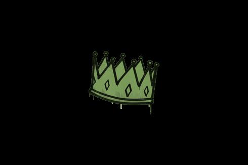 Sealed Graffiti   King Me (Battle Green) Prices