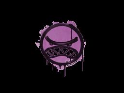 Запечатанный граффити | Вредина (Взрывной розовый)