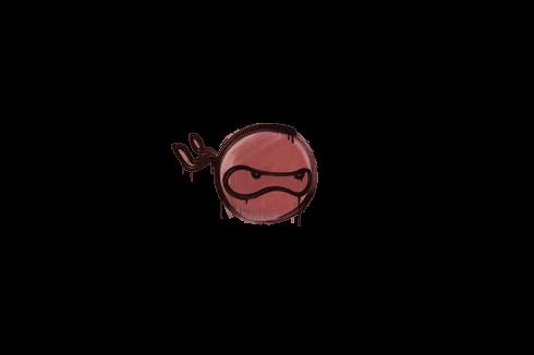 Sealed Graffiti   Ninja (Blood Red) Prices