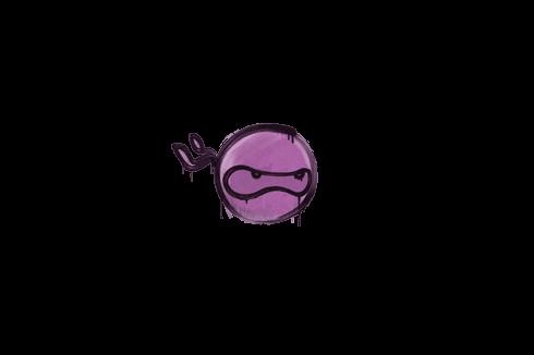 Sealed Graffiti   Ninja (Bazooka Pink) Prices