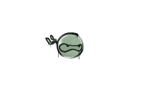 Graffiti | Ninja (Cash Green) Prices
