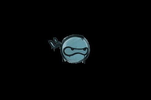 Sealed Graffiti | Ninja (Wire Blue) Prices