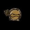 Sealed Graffiti   Ninja (Desert Amber)