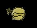 Sealed Graffiti | Ninja (Tracer Yellow)