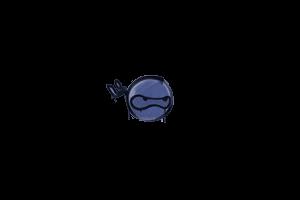 Sealed Graffiti Ninja Swat Blue