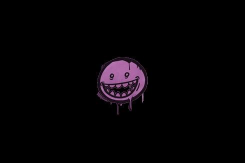 Sealed Graffiti   Mr. Teeth (Bazooka Pink) Prices