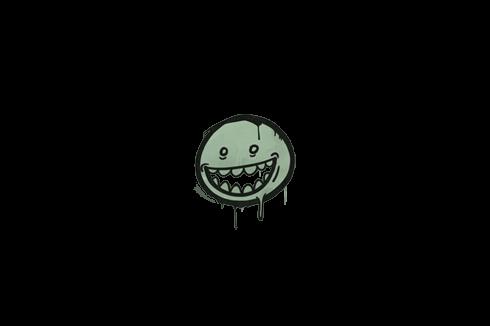 Sealed Graffiti   Mr. Teeth (Cash Green) Prices