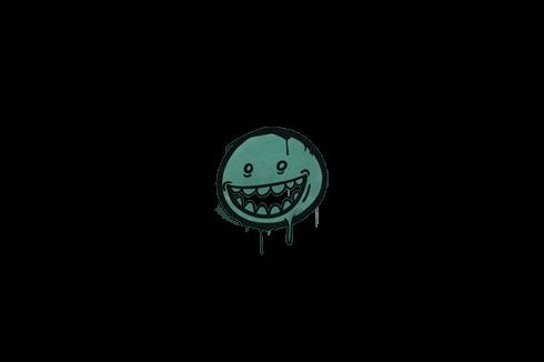 Sealed Graffiti | Mr. Teeth (Frog Green) Prices