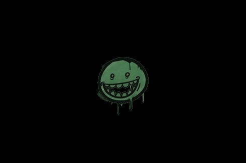 Sealed Graffiti   Mr. Teeth (Jungle Green) Prices