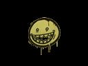 Sealed Graffiti   Mr. Teeth (Tracer Yellow)