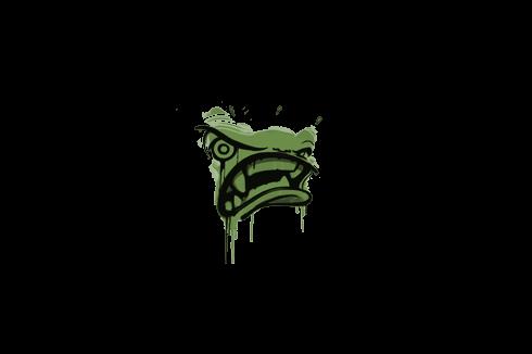 Sealed Graffiti   Rage Mode (Battle Green) Prices