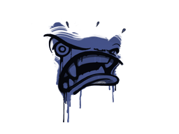 Sealed Graffiti | Rage Mode (SWAT Blue)