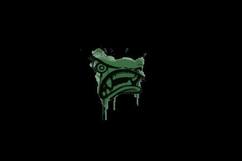 Graffiti | Rage Mode (Jungle Green) Prices