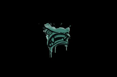 Sealed Graffiti   Rage Mode (Frog Green) Prices