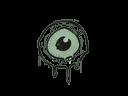 Sealed Graffiti | Eye Spy (Cash Green)
