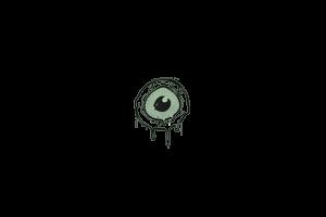 Sealed Graffiti Eye Spy Cash Green