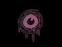 Sealed Graffiti   Eye Spy (Princess Pink)