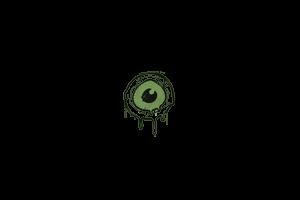 Sealed Graffiti Eye Spy Battle Green