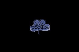 Sealed Graffiti Double Swat Blue