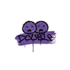 Sealed Graffiti | Double (Monster Purple)