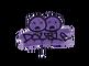 Sealed Graffiti   Double (Monster Purple)
