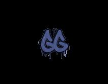 Sealed Graffiti | GGEZ (SWAT Blue)