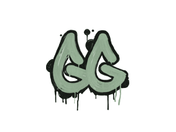 Запечатанный граффити | Легкая игра (Денежный зелёный)