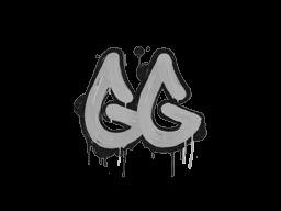Запечатанный граффити | Легкая игра (Акулий белый)
